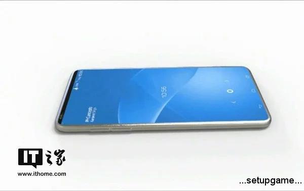 تصاویری از طراحی متفاوت گوشی بدون حاشیه Xperia A Edge سونی