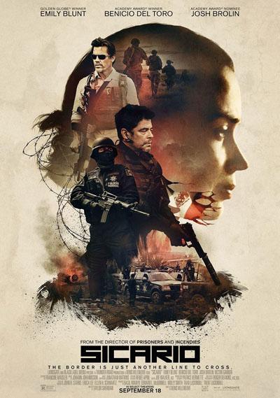 دانلود فیلم سیکارو 2015 Sicario