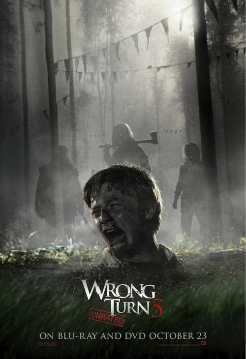 دانلود فیلم Wrong Turn 5: Bloodlines 2012