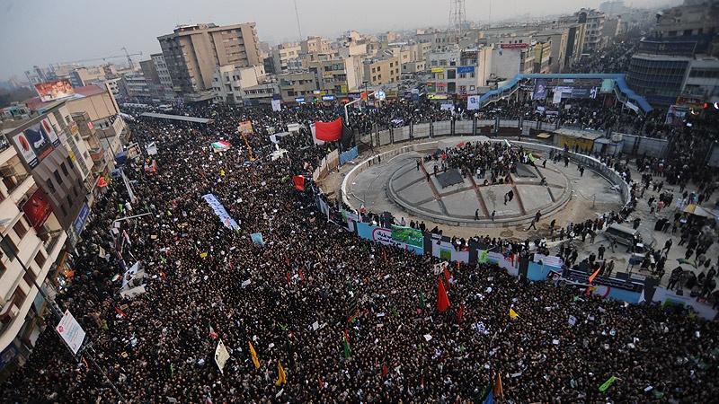 نهم دی و نقش آن در توسعه سیاسی کشور