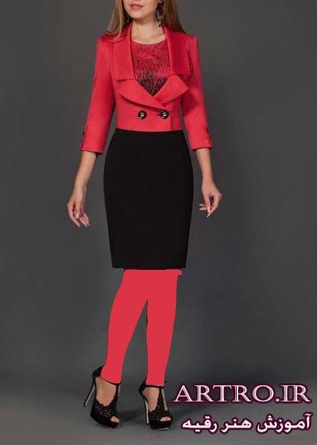 مدل کت و دامن جدید 2018