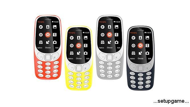 منتظر باشید؛ نسخه 4G از گوشی خاطره انگیز نوکیا 3310 به زودی عرضه میشود