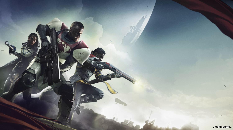 بسته گسترشدهنده آینده بازی Destiny 2 به نام Gods of Mars لو رفت