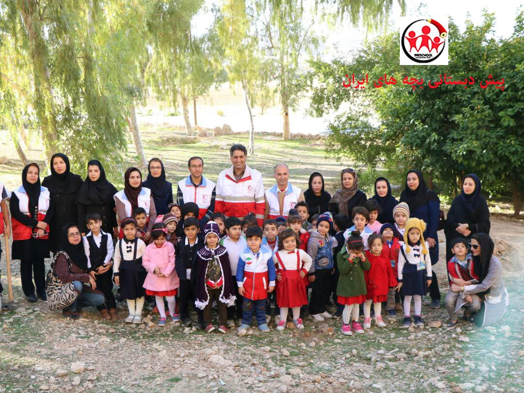 همایش درختکاری به یاد 1100 شهید شهرستان کازرون دی ماه 96