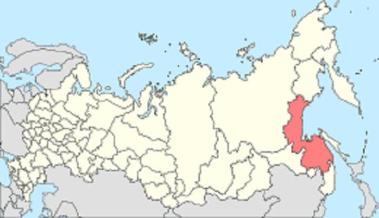 شهر خاباروفسک روسیه