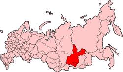 شهر ایرکوتسک روسیه