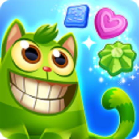 دانلود بازی گربه های کلوچه ای برای اندروید - Cookie Cats v1.27.0