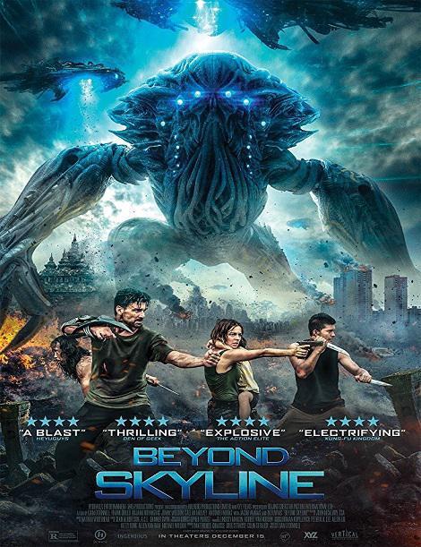 دانلود فیلم فراتر از آسمان Beyond Skyline 2017