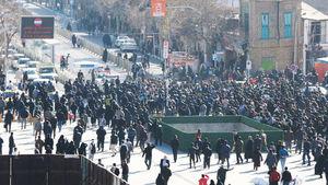 چهار نکته درباره تجمعات اعتراضی