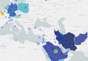 چه کشورهایی #تظاهرات_سراسری در ایران را داغ کردند؟