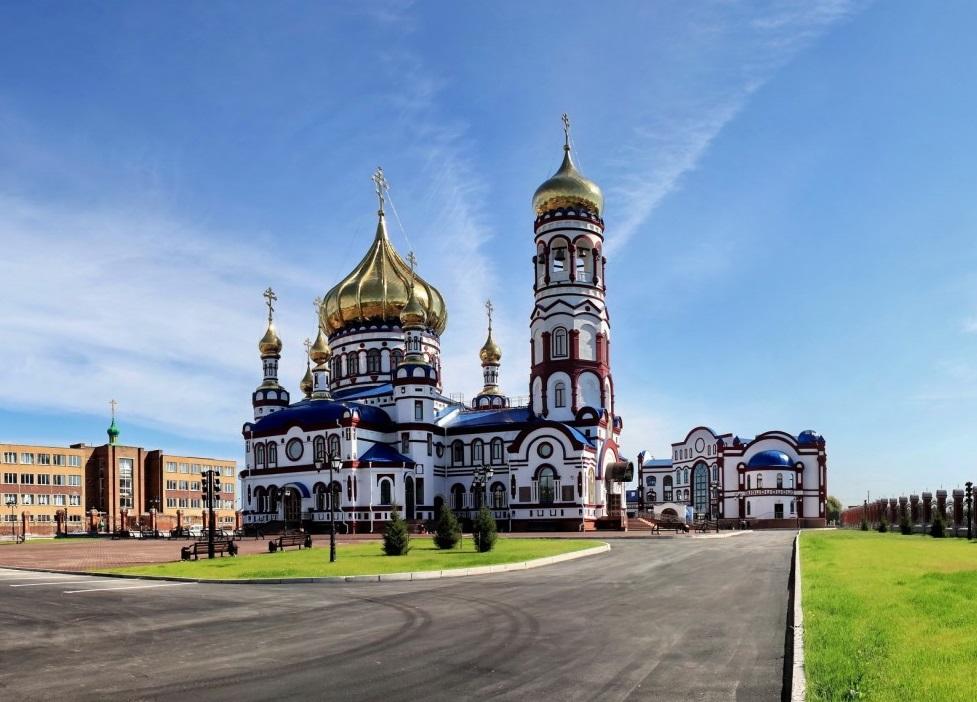 شهر نووکوزنتسک  روسیه