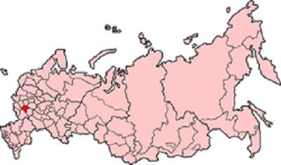 شهر لیپتسک روسیه