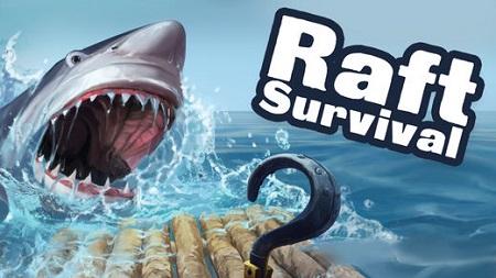 دانلود بازی بقا در اقیانوس برای اندروید - Raft Survival : Ultimate 3.9.0