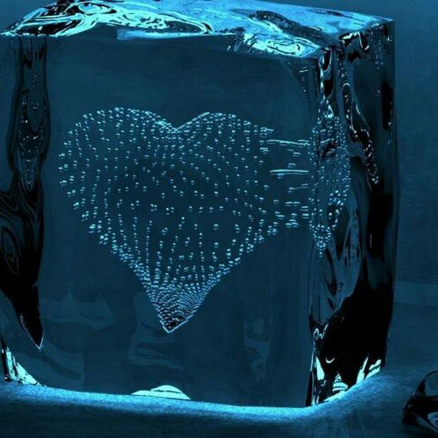 کانال تلگرام قلب یخی