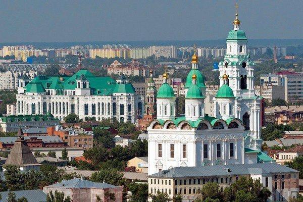 شهر آستاراخان روسیه