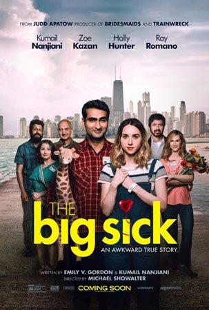 دانلود فیلم The Big Sick 2017 با لینک مستقیم