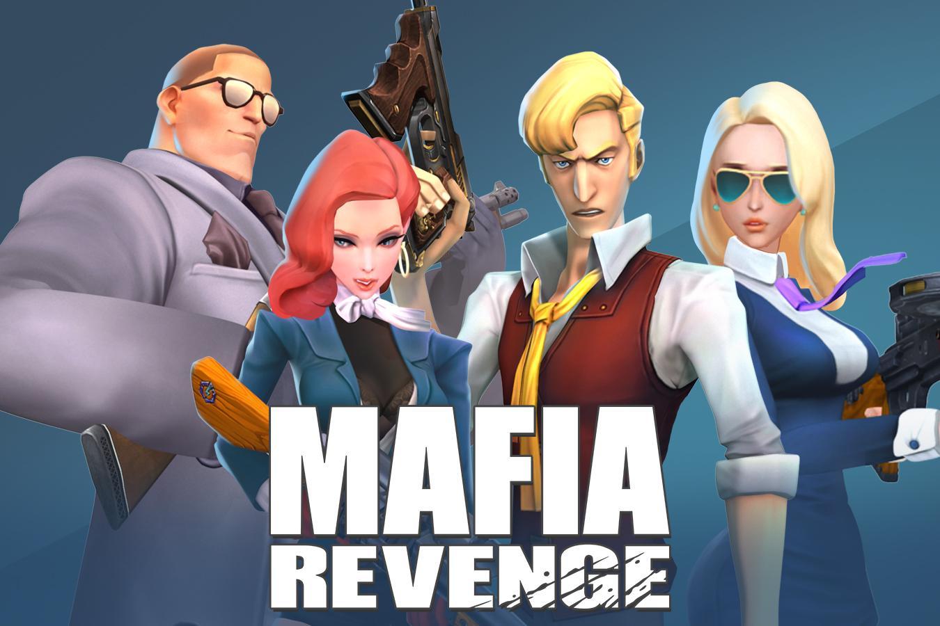 دانلود بازی انتقام مافیا Mafia Revenge