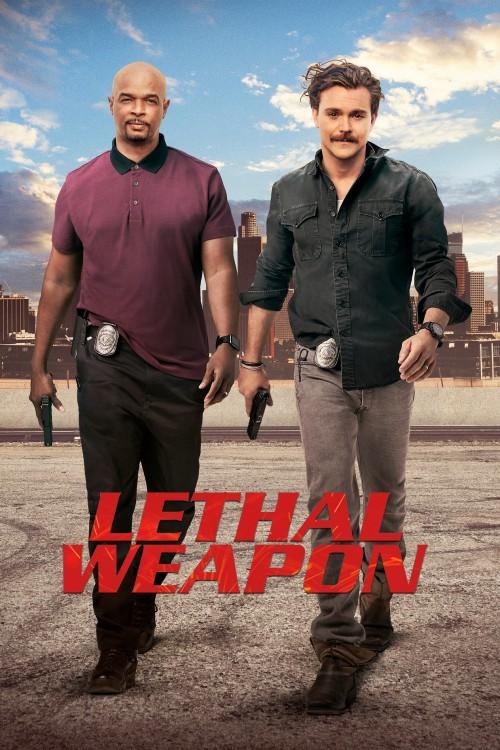 دانلود سریال Lethal Weapon
