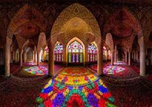 دانلود پاورپوینت هنر و هندسه در معماری اسلامی