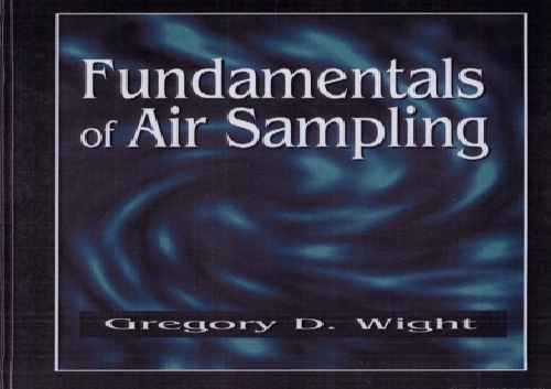 دانلود کتاب fundamental of air sampling