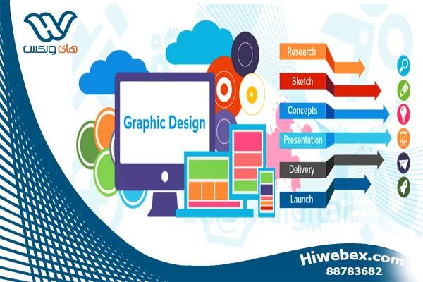 تفاوت طراحی سایت و طراحی گرافیک