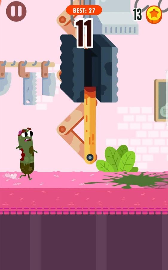 دانلود Run Sausage Run! 1.12.4 - بازی جذاب بدو سوسیس بدو برای اندروید و آی او اس + مود