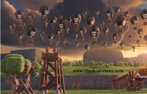 کلیپ های زیبای منتشر شده از سوپرسل در خصوص کلش اف کلنز Clash Of Clans