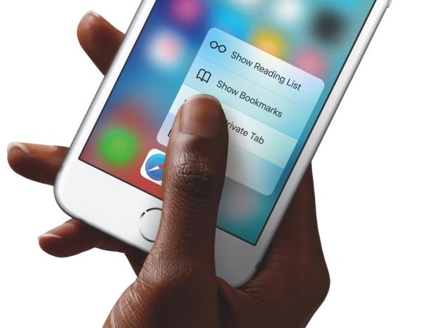 موبایل گلکسی X سامسونگ، از قابلیتی شبیه به 3D Touch اپل بهره می برد