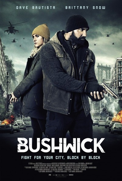 دانلود رایگان فیلم Bushwick 2017 با کیفیت BluRay 720p