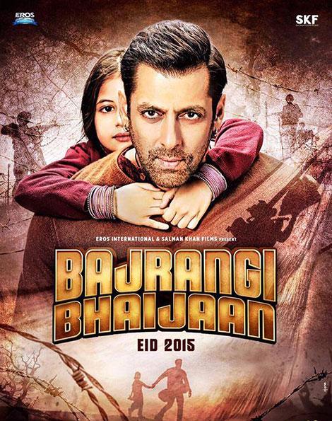 دانلود فیلم شاهدا Bajrangi Bhaijaan 2015
