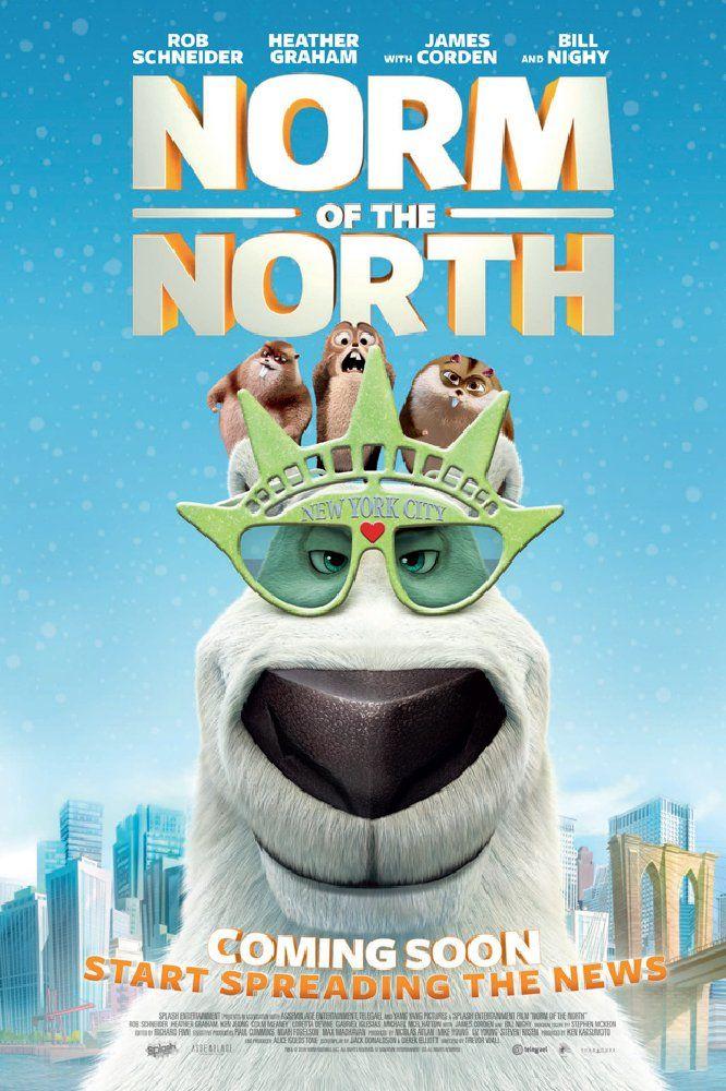 دانلود انیمیشن نورم از قطب شمال Norm Of the North 2016