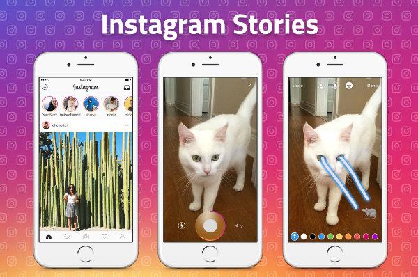 چگونه استوری های طولانی تری در اینستاگرام به اشتراک بگذاریم؟