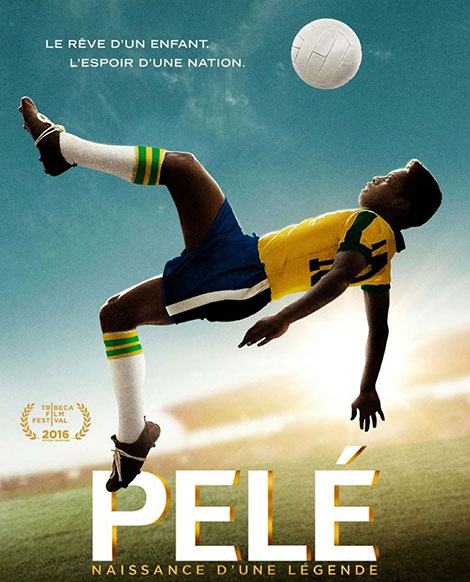 فیلم پله Pele Birth of a Legend 2016