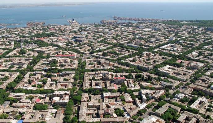 شهر ادسا اوکراین