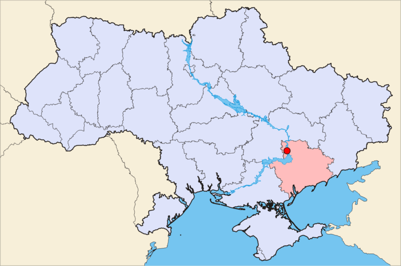 شهر زاپروژیا اوکراین