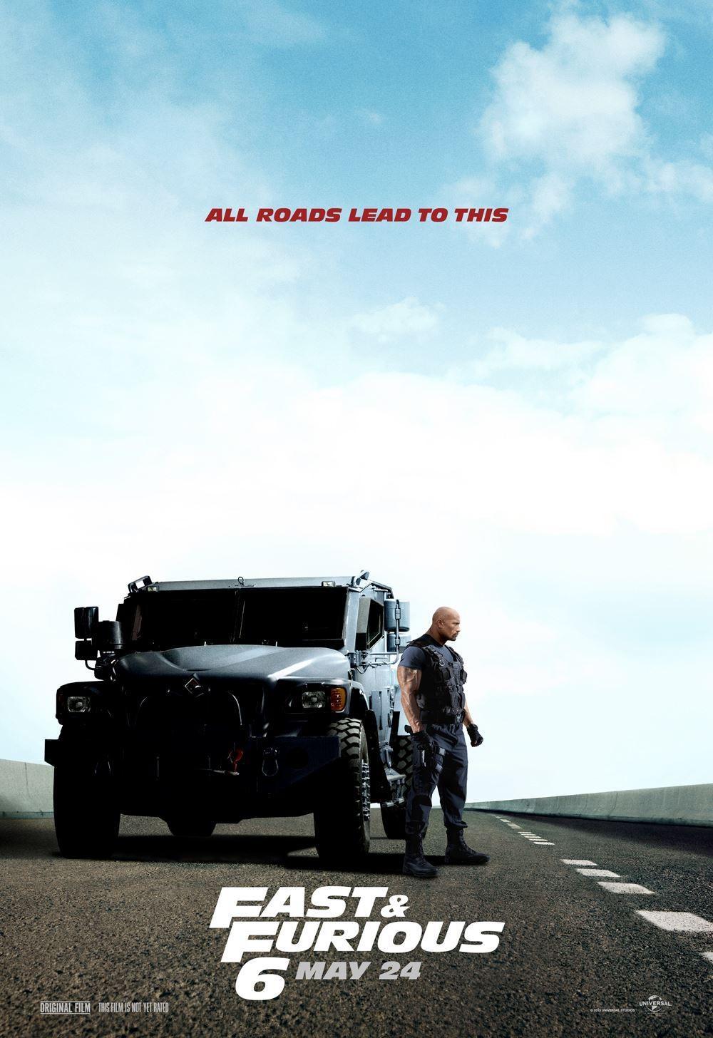 دانلود فیلم Fast and Furious 6 2013