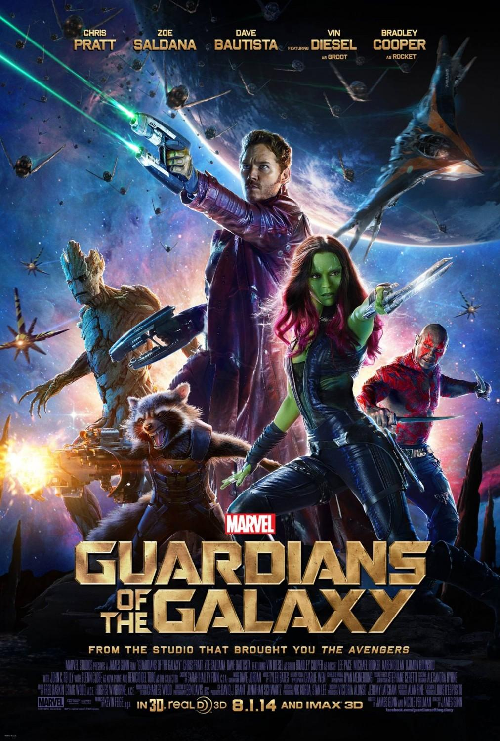 دانلود فیلم Guardians of the Galaxy 2014