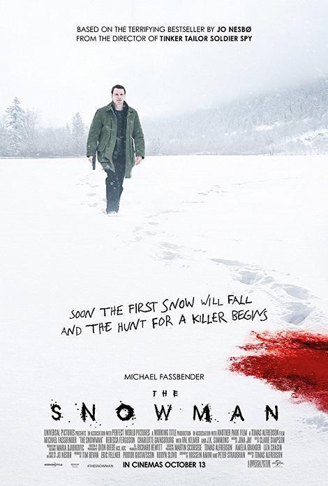 دانلود فیلم آدم برفی The Snowman 2017 دوبله فارسی