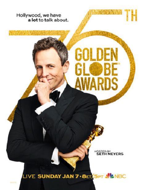 دانلود مراسم گلدن گلوب 75th Golden Globe Awards 2018