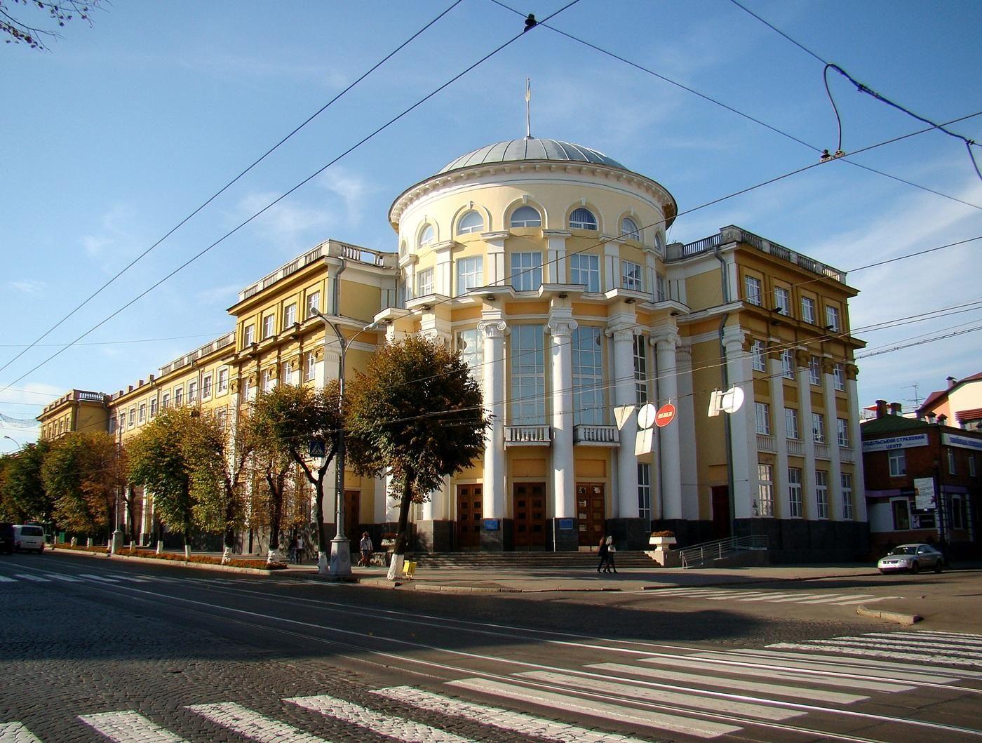 شهر وینیتسا اوکراین