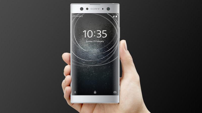 سونی موبایلهای اکسپریا XA2 Ultra، XA2 و L2 را در CES معرفی کرد