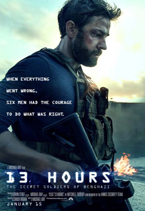 دانلود فیلم 13 Hours: The Secret Soldiers of Benghazi 2016