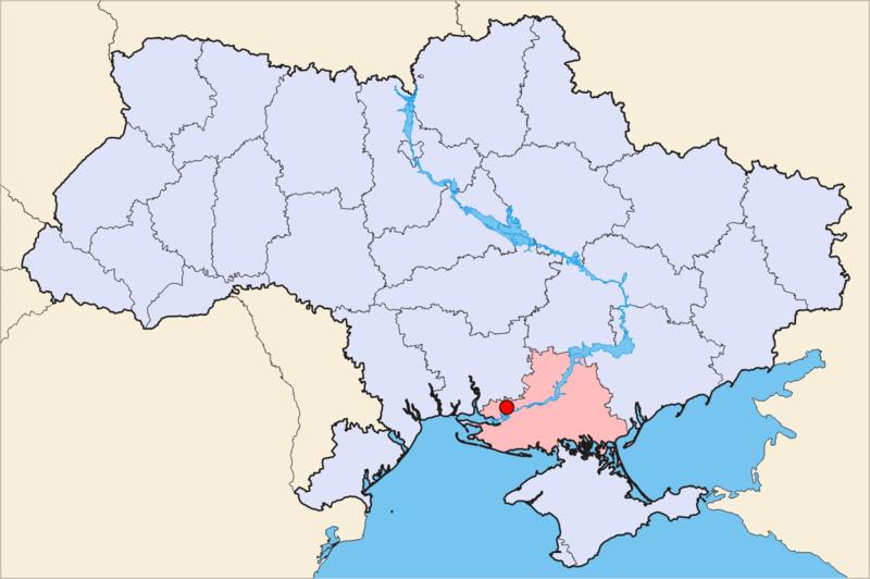 شهرخرسون اوکراین