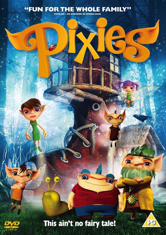 دانلود انیمیشن سرزمین پری ها Pixies 2015