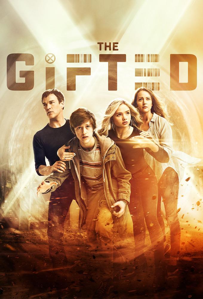 دانلود سریال The Gifted