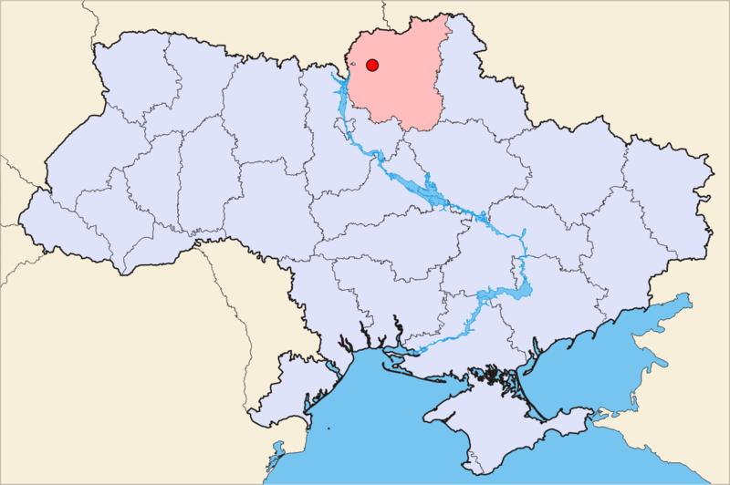 شهر چرنیهیف اوکراین
