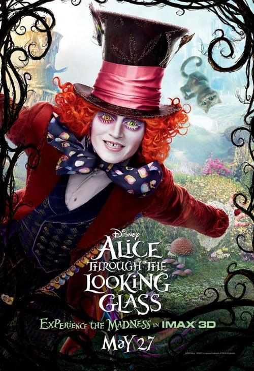 دانلود فیلم آلیس وآنسوی آینه 2016 alice