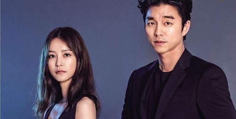 i:  کمپانی ها به شایعات ازدواج #گونگ_یو  و #جانگ_یو_می  پاسخ دادن