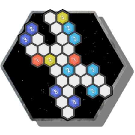 دانلود بازی سلول های هگزا برای اندروید - Hexacells 1.03