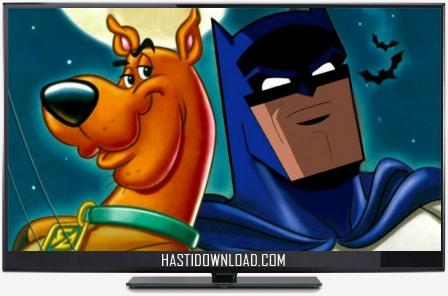 دانلود فیلم Scooby-Doo & Batman: the Brave and the Bold 2018